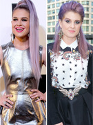 Kelly Osbourne Sports Much Longer 'Do!