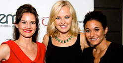 Carla Gugino, Malin Akerman or Emmanuelle Chriqui: Who&#039;d You Rather?