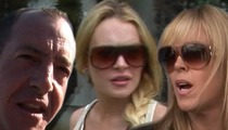 Lindsay Lohan -- I Want An Order Of Protection Against My Dad