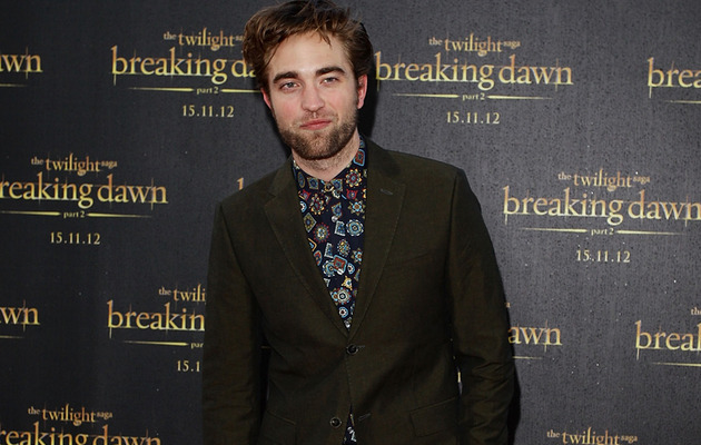 Robert Pattinson Talks Crying and Sex (Not At the Same Time)