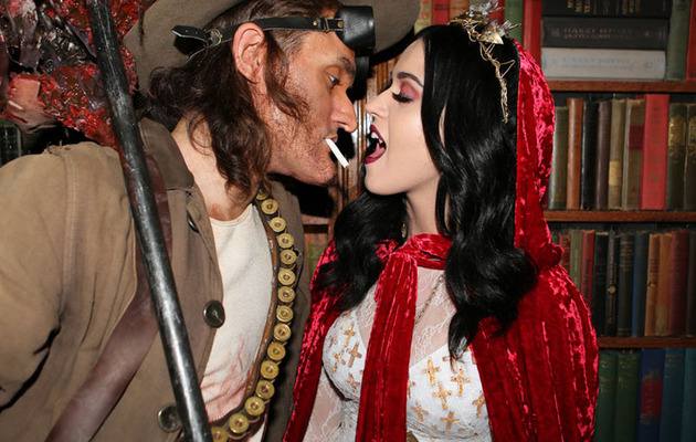 Photos: Inside Katy Perry's Vampire Birthday Party!