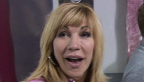 Leeza Gibbons -- Targeted by Crazy Man on the Run