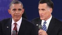 Barack Obama vs. Mitt Romney Presidential Debate -- The Bin Laden Body Count