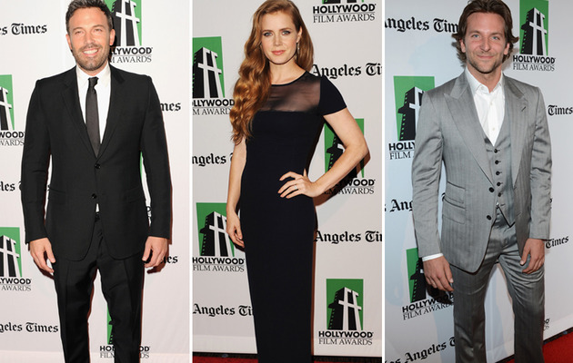 Stars Shine at the Hollywood Film Awards