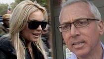 Lindsay Lohan Intervention -- Michael Lohan Asked Dr. Drew for Help