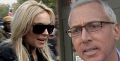 Lindsay Lohan Intervention -- Michael Lohan Asked Dr. Drew for Help