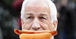 Jerry Sandusky -- Feasting on Wieners Behind Bars