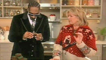 Snoop & Martha -- All About the Green Brownies