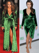 Dueling Dresses: Tamara Ecclestone vs. Kim Kardashian!