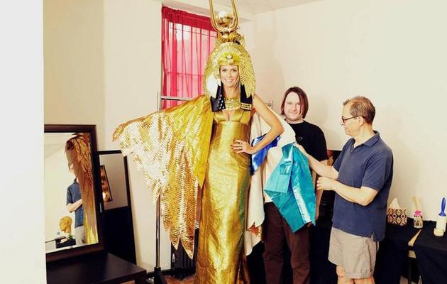 Heidi Klum Reveals Halloween Costume -- What's She Going As?