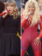 Taylor Swift, Nicki Minaj To Perform at the American Music Awards