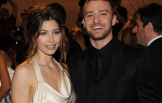 First Look: See Justin Timberlake and Jessica Biel's Wedding Photo!