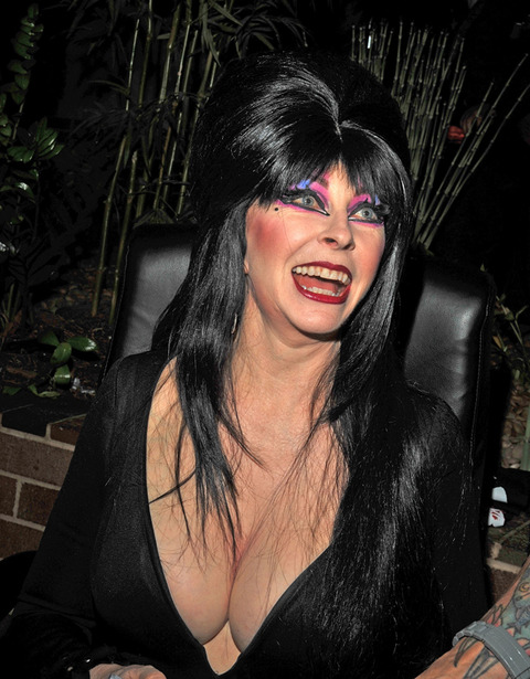 elvira hot show all