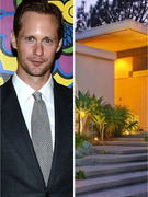 "Alexander Skarsgard's Very Modern ""True Blood"" Abode"