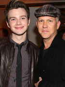 "Exclusive: Ryan Murphy Dishes On ""Glee"" Breakups, Blaine's Hookup"