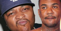 40 Glocc Sues The Game Over Street Fight -- He Pulled a Gun on Me