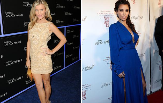 Joanna Krupa Mocks Kim Kardashian!