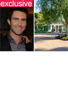 Exclusive: Adam Levine Buys Beverly Hills Home!
