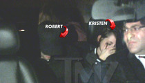 Robert Pattinson & Kristen Stewart -- DATE NIGHT ... at the Prince Concert