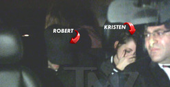 Robert Pattinson &amp; Kristen Stewart -- DATE NIGHT ... at the Prince Concert
