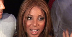 Bankrupt Toni Braxton -- Accused of Fraudulently Giving $53,000 to Husband