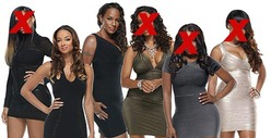 &#039;Basketball Wives&#039; L.A. -- Four Wives Axed From the Show