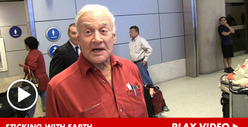 Buzz Aldrin -- No More Space for Me!