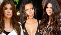 Kardashians Threatened with Lawsuit Over Cheap Makeup Line, Cheap Trick