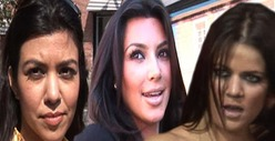 The Kardashians -- We&#039;ll Win Makeup War ... With Our Secret Weapon