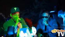 Will Smith -- Raps at Gabrielle Union's Birthday Party
