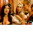 Joanna Krupa Gets Slapped At &quot;Real Housewives&quot; Lingerie Party