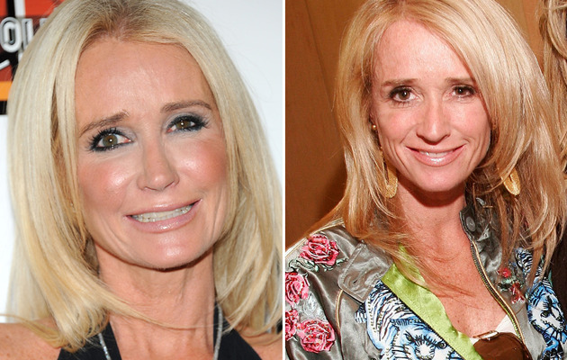 "Kim Richards' New Nose -- See ""Real Housewives"" Pre-Plastic Surgery!"