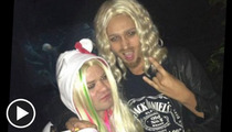 Avril Lavigne's Ex-Husband Deryck Whibley Gets NICKELBACKED in Halloween Diss-Fest