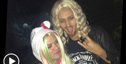 Avril Lavigne&#039;s Ex-Husband Deryck Whibley Gets NICKELBACKED in Halloween Diss-Fest