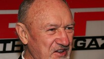 Gene Hackman -- Smacks Homeless Guy Who Dropped C-Word