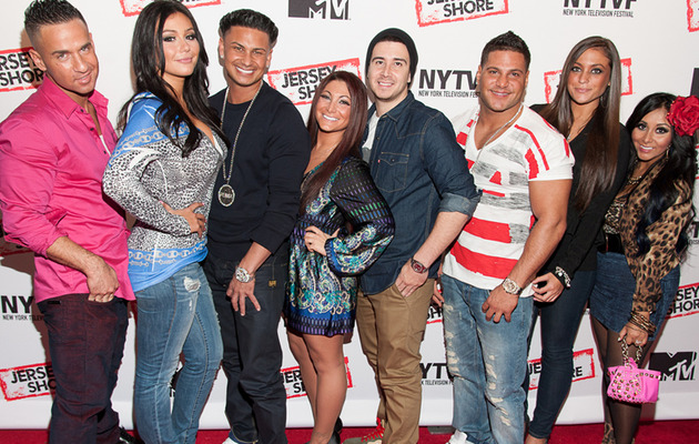 """Jersey Shore"" Stars Devastated by Hurricane Sandy Destruction"
