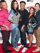 &quot;Jersey Shore&quot; Stars Devastated by Hurricane Sandy Destruction