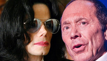 Michael Jackson Estate & Paul Anka -- Sued Over 'This Is It' for $24 MILLION