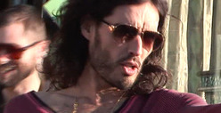 Security Guard Suing Russell Brand Says Actor Screwed Up His Knee Royally