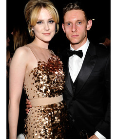 Evan Rachel Wood and Jamie Bell Are Married!