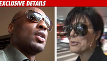 Lamar Odom -- Big Mama Kardashian Is My Manager