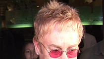 Elton John -- Victorious in Lyric-Stealing Lawsuit