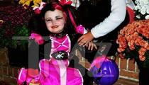 Honey Boo Boo -- Hey Y'all I'm a Swashbucklin' Pirate! [Photo]