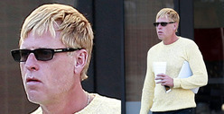 Joe Simpson -- I&#039;M NOT GAY!!!