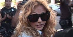 Paulina Rubio to Estranged Husband -- Get a Damn Job, You Bum!