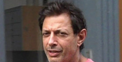 Jeff Goldblum -- Stalker Arrested Outside L.A. Theater
