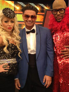 Kelly Ripa &amp; Michael Strahan: See Their Awesome Halloween Costumes!