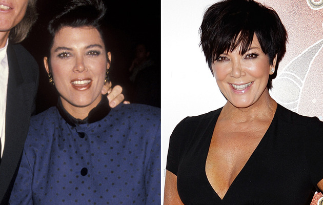 Kris Jenner Turns 57 -- See Her Before She Was Famous!