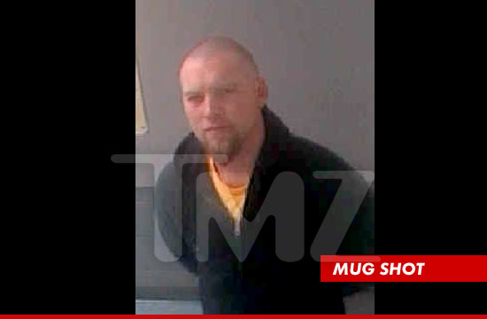 Sam Worthington mug shot
