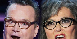 Tom Arnold -- I'm NOT Voting For Roseanne